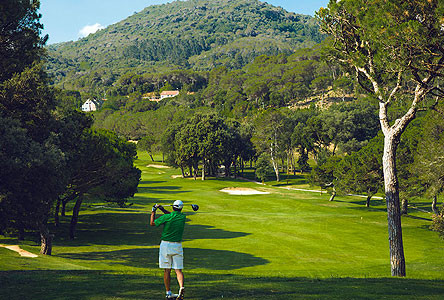 Club de Golf Vallromanes, Foto: © Golfplatz